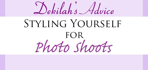 Styling Yourself for Photo Shoots