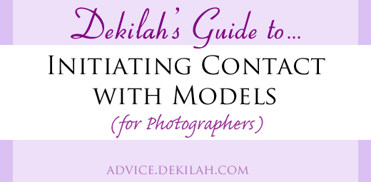 initiatingcontactwithmodels