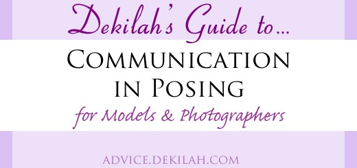 Communication in Posing for Models & Photographers